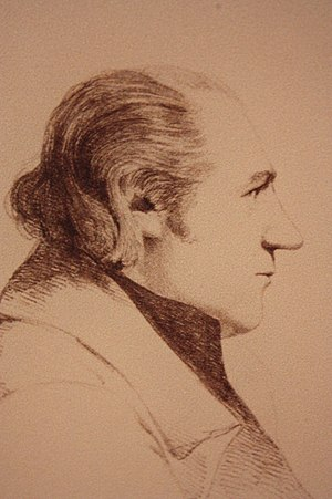 Alexander Dalrymple - Alexander Dalrymple by William Daniell, 1802