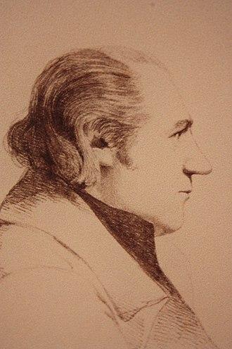 Alexander Dalrymple - Alexander Dalrymple by William Daniell, 1802