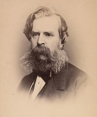 Alexander Johnston (artist) - Alexander Johnston by John Watkins, circa 1860s