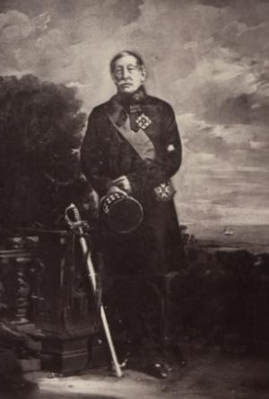 Alexander George Woodford