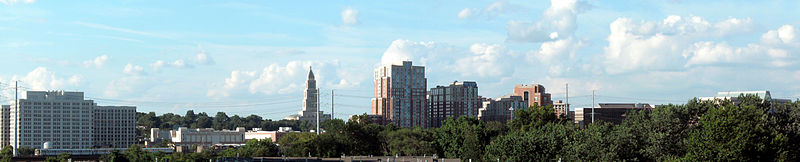 Alexandria, Virginia skyline