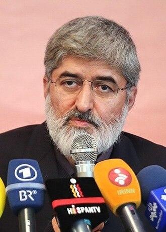 Ali Motahari - Image: Ali Motahari