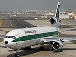 Alitalia Cargo McDonnell Douglas MD-11F SDS-2.jpg