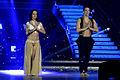 Alizée & Grégoire Lyonnet performing Bollywood in Lyon for Danse ave les stars Tour.jpg