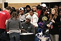 All-Star Game Weekend Raptors' Patrick Patterson meeting fans at NBA All-Star Weekend Center Court 2016 (24669170489).jpg