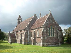 Charlton-All-Saints - All Saints' Church