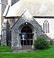 All Saints, Boughton, Norfolk - Porch - geograph.org.uk - 321399.jpg