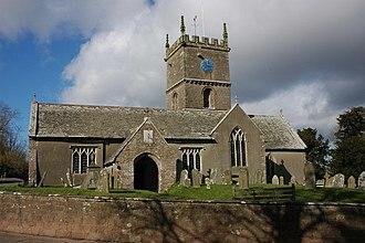 Staunton, near Coleford, Gloucestershire - All Saints Church