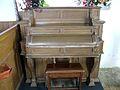 All Saints church Ramsholt Suffolk - Church Organ.jpg