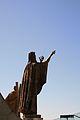 Almudena Cathedral statue 5.jpg