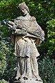 Alsóbogát, Nepomuki Szent János-szobor 2021 05.jpg