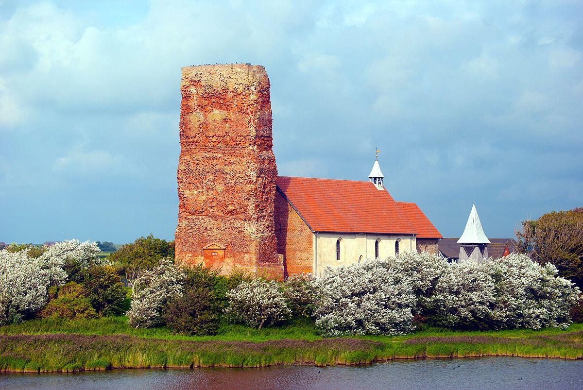 Pellworm Alte Kirche