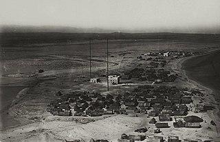 Town in Puntland, Somalia