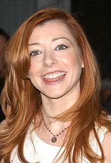 Alyson Hannigan - Wikipedia, the free encyclopedia