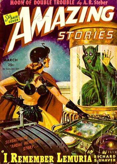 Amazing stories 194503