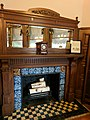 Amelia S. Givin Free Library - Fireplace.jpg
