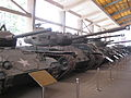 American tanks in the Military Museum of the Chinese People's Revolution.jpg