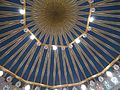 Amman König-Abdullah-Moschee Innen Kuppel 4.JPG
