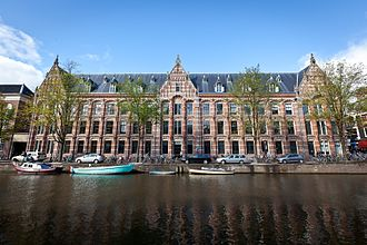 University of Amsterdam - The Bushuis building