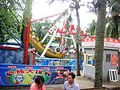 Amusement park ride at Evergreen Park - 01.JPG