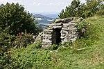 An der Pferdskopf-Klippe (trachytische Quellkuppe) - panoramio.jpg