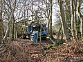 An old blue truck - geograph.org.uk - 1198964.jpg