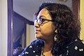 Ananya Mondal, Bengali Wikimedians Meetup at Wikimania Cape Town 2018 (01).jpg