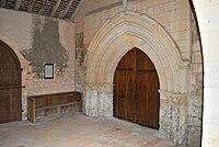 Saint Symphorian front gate