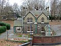 Ancillary building, Abbey Mills pumping station - geograph.org.uk - 2195621.jpg