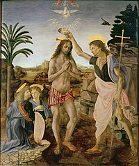 The Baptism of Christ