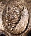 Anfora di baratti, argento, 390 circa, medaglioni, 01 artemide (forse).JPG