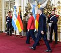 Angela Merkel and Mauricio Macri 06.jpg