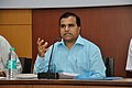 Anil Shrikrishna Manekar Addresses - Opening Session - Workshop on Organising Indian and World Robot Olympiad - NCSM - Kolkata 2016-03-07 2177.JPG