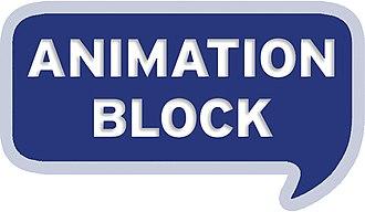 Animation Block Party - Image: Animation Block Logo