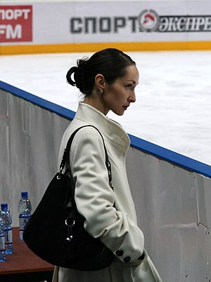 Anjelika Krylova - Krylova in 2010