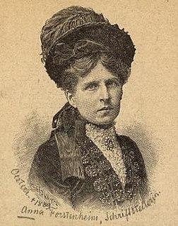 Anna Forstenheim