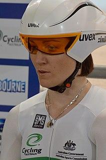 Anna Meares Australian cyclist