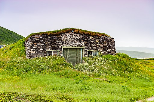 Anse aux Meadows, Newfoundland. (27493223128)