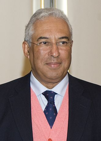 Prime Minister of Portugal - Image: António Costa 2014 (cropped)