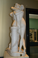 Antonio Canova (1757-1822) - The Three Graces, Woburn Abbey version (1814-1817) left, Victoria and Albert Museum, August 2013 (11059594984).png