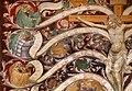 Antonio vite e collaboratore, arbor vitae, trasfigurazione e miracolo della madonna della neve, 1390-1400 ca. 13.jpg