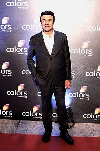 Anu Malik - Malik at the Colors TV annual bash.