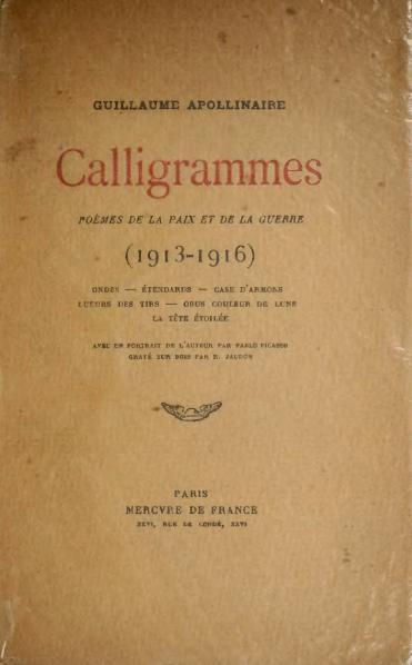 File:Apollinaire - Calligrammes.djvu