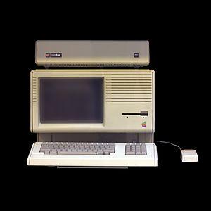 Apple Lisa - Lisa 2