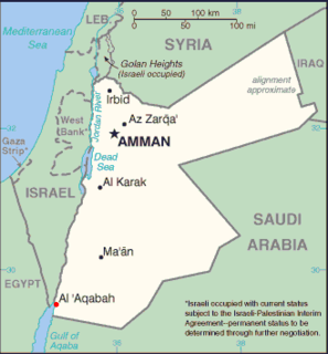 Акаба,  Muḩāfaz̧at al 'Aqabah, Иордания