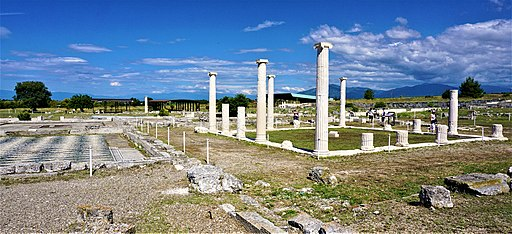 Archaeological Site of Pella by Joy of Museums