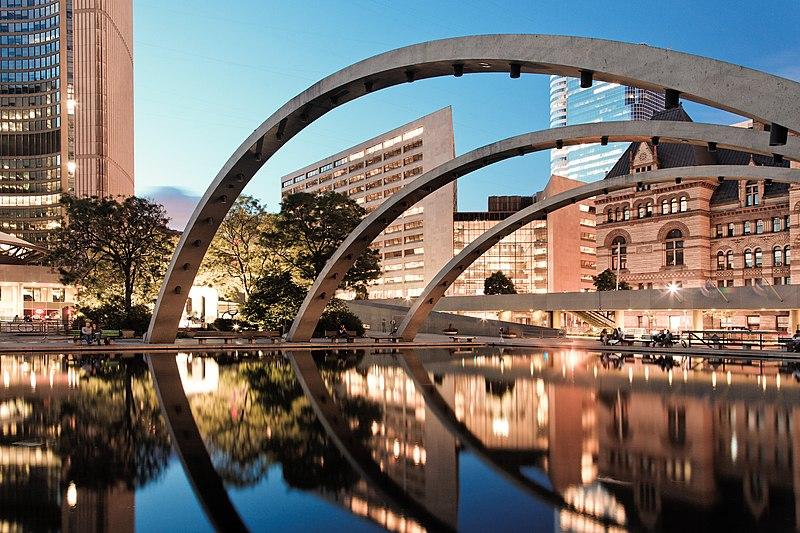 Lugares de graça em Toronto