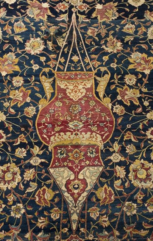 Ardabil Carpet LACMA 53.50.2 (6 of 8)