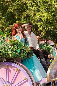 Image illustrative de l'article Ariel (Disney)