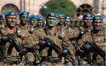 Вооружённые силы Армении Википедия ВДВ Республики Армения